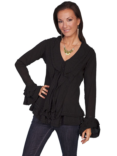 honey creek black single women Scully women's honey creek collection - floral embroidered jacket - black $8999 write a review share facebook twitter email write a review value 5 4 3 2 1 0.