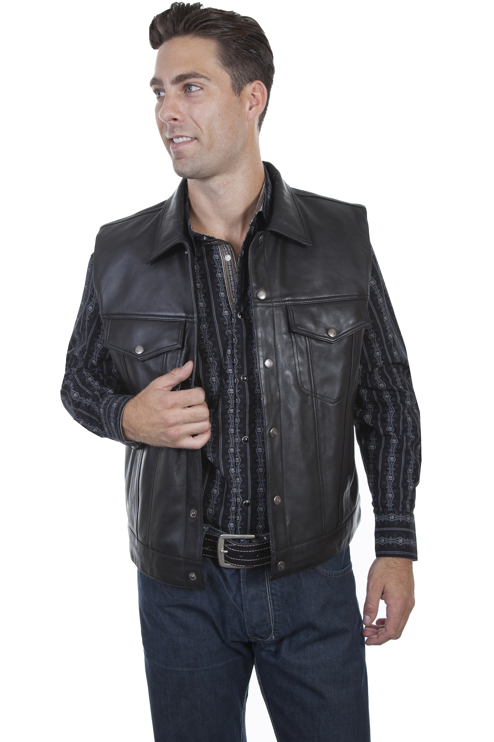 e2eb0039c Scully Leather; Western and Contemporary Clothing and Accessories
