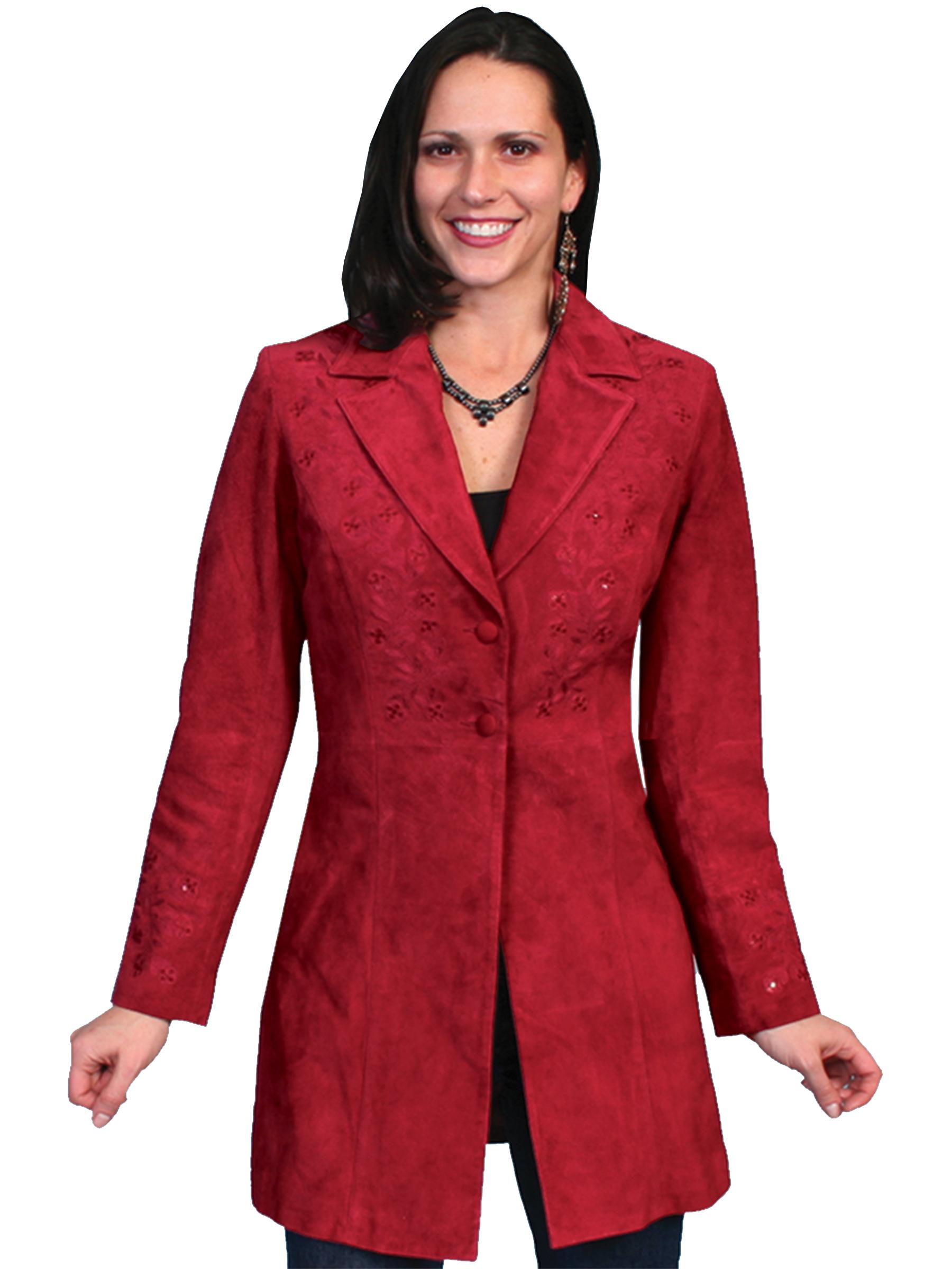 Floral Classic coat