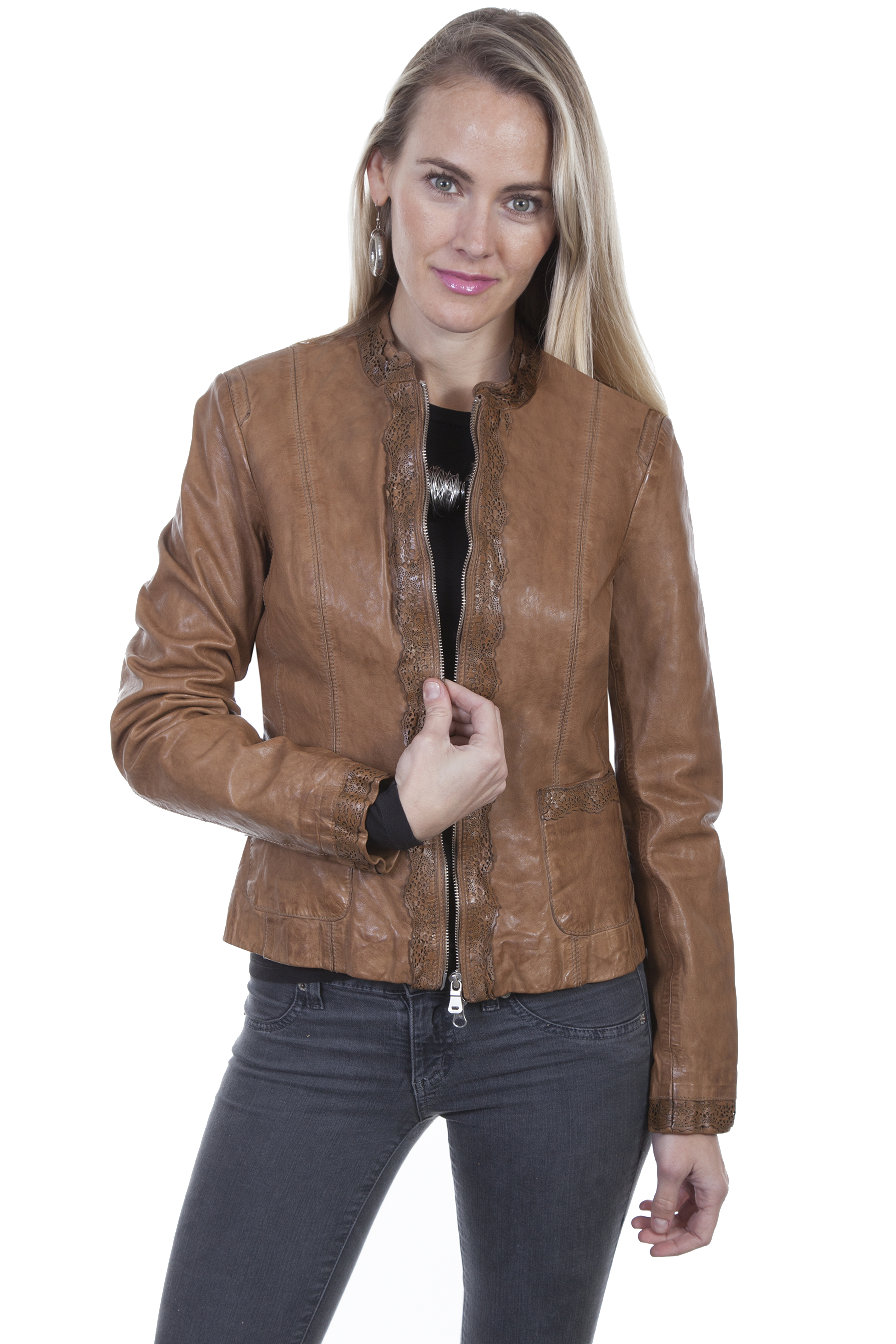 56b1dce0 Scully Leather; Western and Contemporary Clothing and Accessories