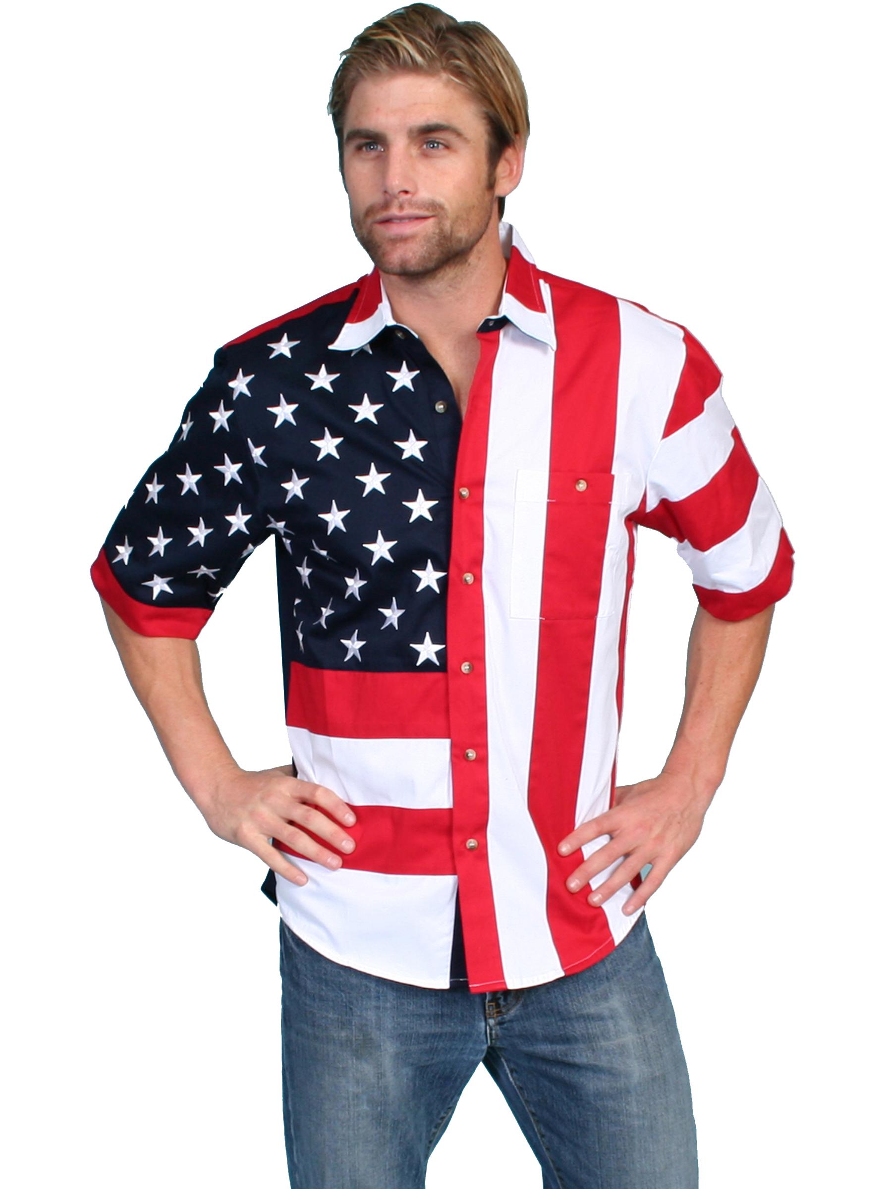 100% cotton button front short sleeve shirt