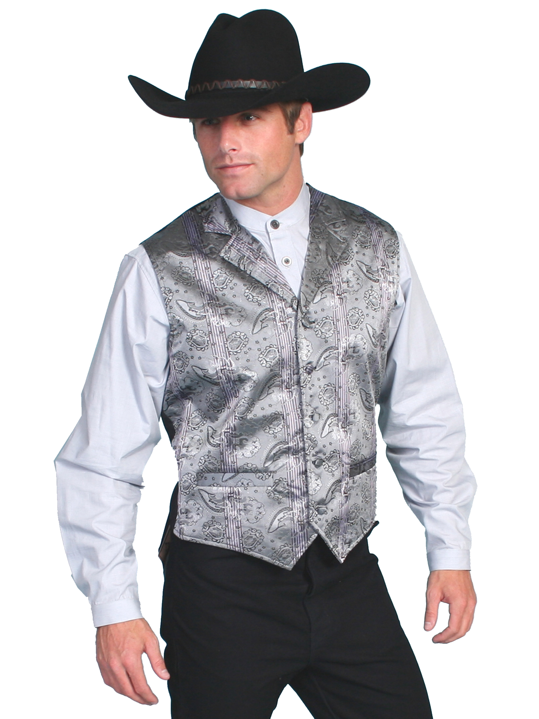 A perfect vest for special occasions