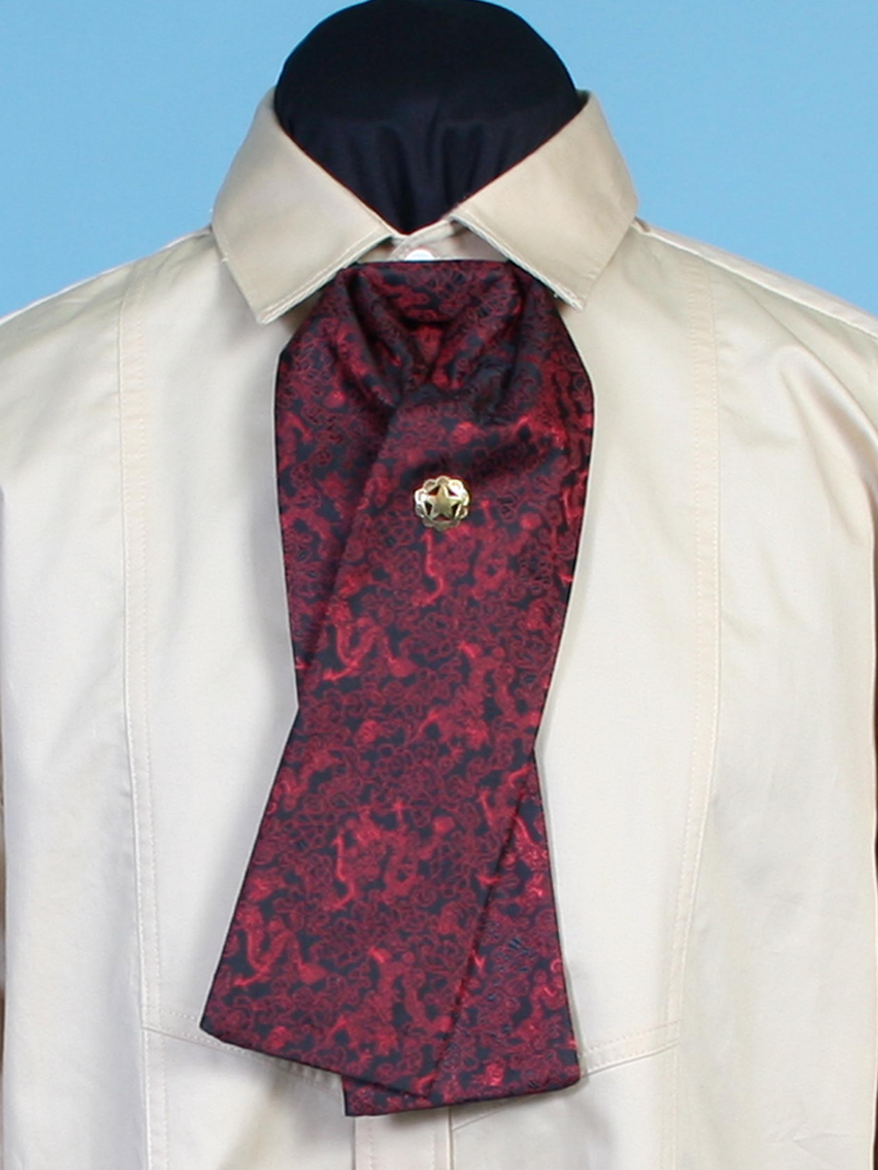 Dragon gentlemen's tie