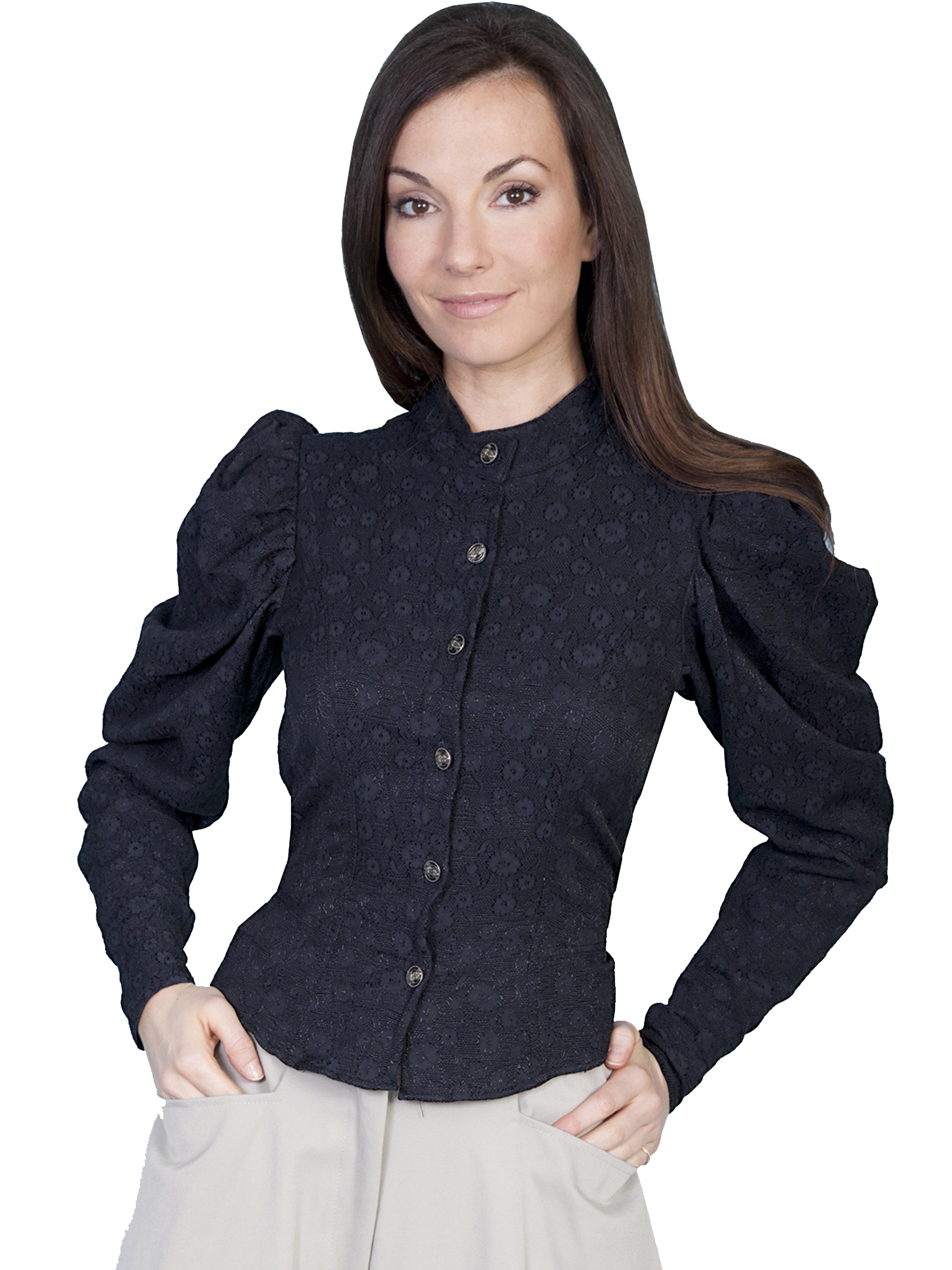 Classic 1880's style blouse