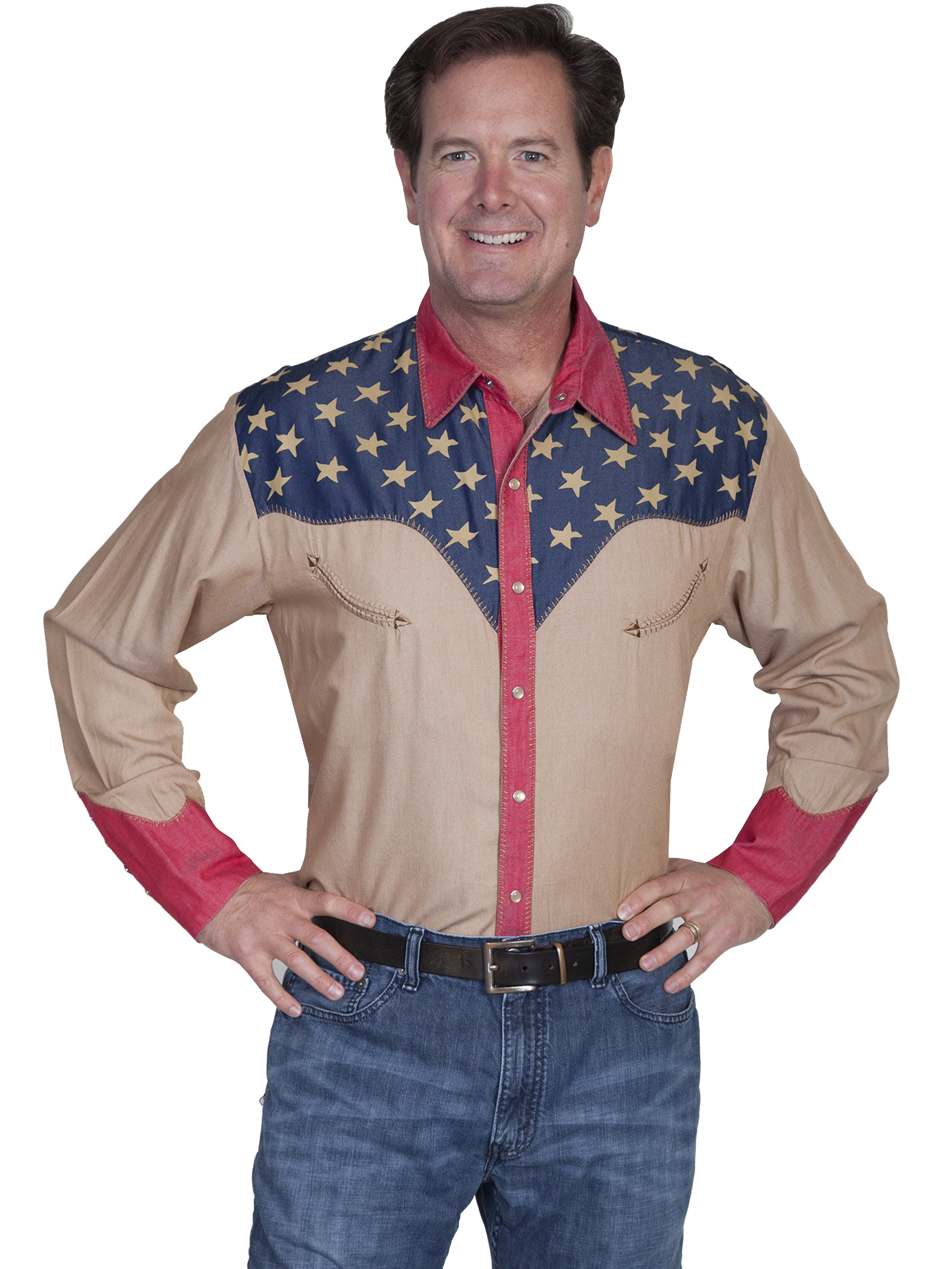 408bef0e199 ... Scully Men s P-850-TAN Western Shirt. P-850-TAN. CLICK TO ENLARGE